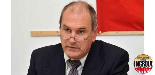 Paolo Ferrero, Rivoluzione Civile