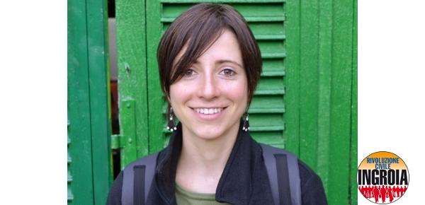 Anna Cattaneo, Rivoluzione Civile