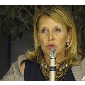 Cristina De Luca, Centro Democratico