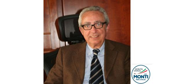 Federico Fauttilli, Scelta Civica con Monti per l'Italia
