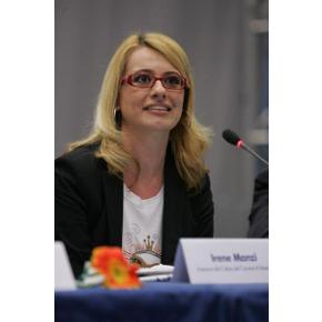 Irene Manzi, PD