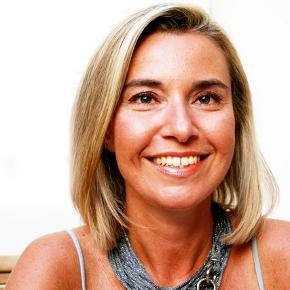 Federica Mogherini, PD