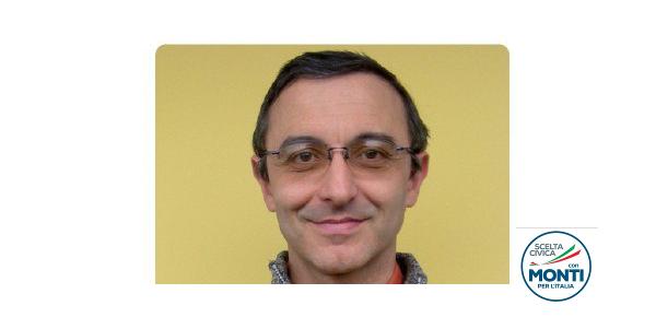 Fabio Pipinato, Scelta Civica con Monti per l'Italia