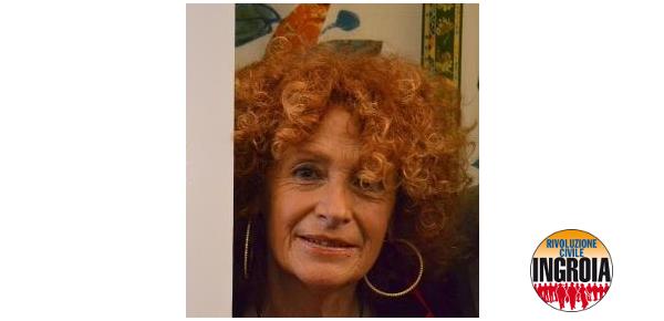 Aurora Rondini, Rivoluzione Civile