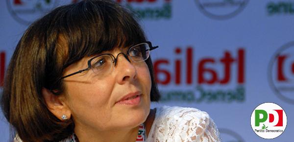 Marina Sereni, PD