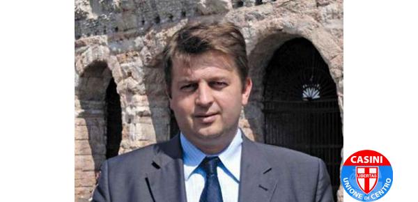 Stefano Valdegamberi, UDC